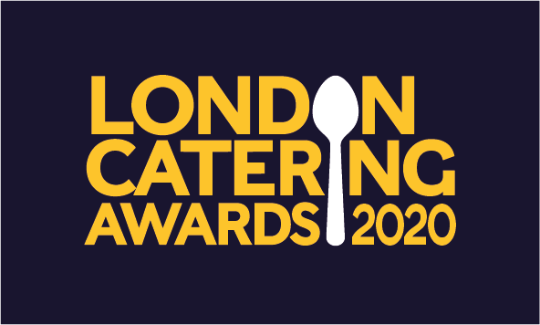 London catering awards 2020 logo